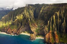 Did almost all of the top 21 magical spots in Hawaii...still need to see Molokai & Lanai