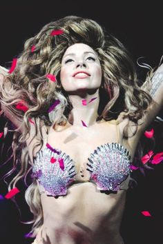 Love Lady Gaga - I just saw her live last weekend and she is incredibly talented!