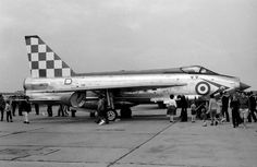 | XR719/D | Lightning F.3 56 Sq. Date / Location unknown Tony Clarke Collection