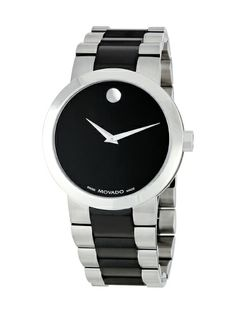 Men's Vertido Stainless Steel Watch by Movado