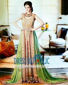 Beige Green Taurus, Product code: DR9767, by www.dressrepublic.com - Keywords: HSY 2013 Collection of Bridal Dresses, HSY New York, HSY Florida, HSY California USA