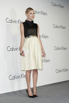 Kate Bosworth at a party hosted by Calvin Klein in Seoul  Photo by Hyungsik Kim
