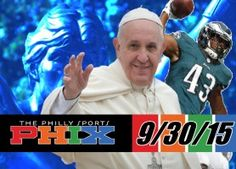 Philly Sports Phix |9-30-15| The Eagles Blessed Return