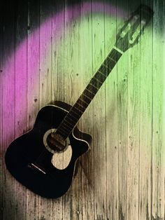 guitar..