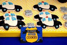 Cop Birthday Party Ideas | Photo 58 of 137
