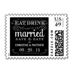 >>>Low Price Guarantee          	Eat Drink be Married Save the Date Postage           	Eat Drink be Married Save the Date Postage In our offer link above you will seeHow to          	Eat Drink be Married Save the Date Postage Review from Associated Store with this Deal...Cleck Hot Deals >>> http://www.zazzle.com/eat_drink_be_married_save_the_date_postage-172123750261076951?rf=238627982471231924&zbar=1&tc=terrest