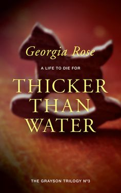 Today's team review is from Wendy, she blogs at Wendy chose to read and review Thicker Than Water by Georgia Rose This is the third book of the Grayson Trilogy. Again, the author is very honest in ...