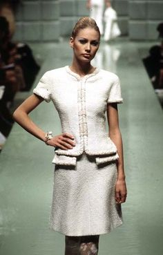 Valentino Spring 1996 Couture