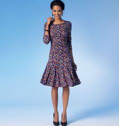 M7046 Misses' Tops & Dresses