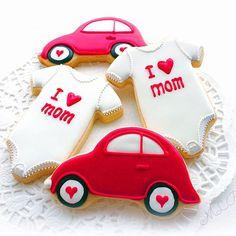 #cookies #decoratedcookies #babyshower #babyshowercookies #oneyearold #babyboy #mylittlebakery #instagood #ilovemom