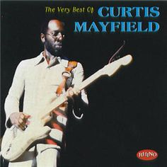 Curtis Mayfield – Discover music, concerts, stats, & pictures at Last.fm