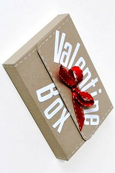 Valentine Box | Video Tutorial