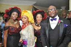Nigerian Fashion. Nigerian wedding styles. Nigerian Aso ebi styles. Nigerian Fashion, Aso Ebi Styles, Fashion Art, Wedding Styles, Asos, Beautiful