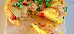 Spaanse tortilla met aardappel