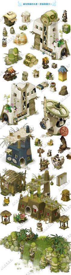 Game art UI environment concept art t Games Design, Prop Design, 2d Game Art, 2d Art, Environment Concept Art, Environment Design, Paint Photoshop, Isometric Art, Game Concept Art