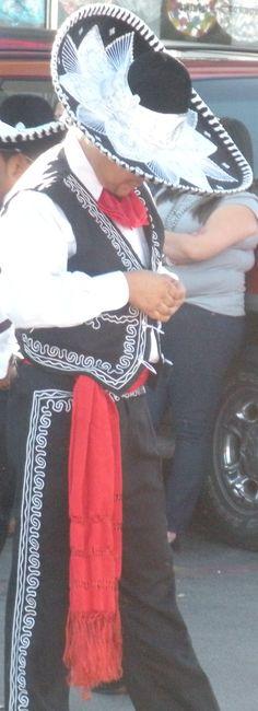 Vestuario de Jalisco. Ballet Folklorico Mexico Lindo, Fort Worth, TX