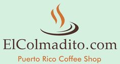 Puerto Rican Food, Music, Arts, Comida de Puerto Rico, Cafe de Puerto Rico, Puerto Rican Food Flag Coffee