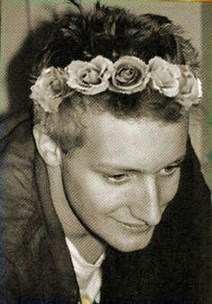 Flower crown Tre
