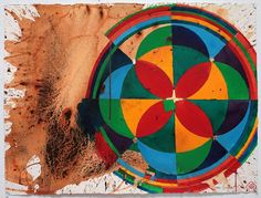 Color Works on Paper Mark Making, It Works, Museum, Colour, Abstract, Paper, Artist, Artwork, Painting