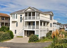 Twiddy Outer Banks Vacation Home - Smooth Sailin' - Corolla - Semi-Oceanfront - 6 Bedrooms