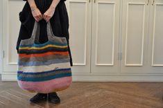 tote bag...DANIELA GREGIS : acoustics1F