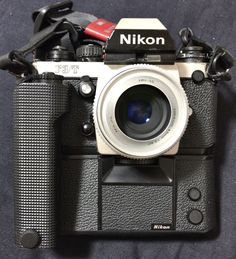 Nikon Cameras, Old Cameras, Antique Cameras, Vintage Cameras, Film Camera, Camera Lens, Photo Lens, Camera Photography, Lenses