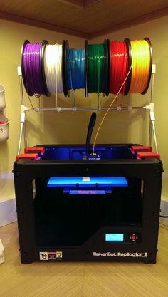MakerBot | 3D Printers | 3D Printing. #3DPrinters #3dprintingdiy #3dprintingprojects #3dprintingbusiness