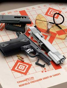 Kimber America | Rimfire Target Conversion Kit...   This is really cool!!