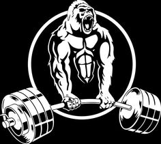 Weight Loss Motivation Movies On Netflix Motivation Movies, Weight Loss Motivation, Gym Motivation, Bodybuilding Logo, Gym Images, Gym Logo, Fantasy Art Men, Animal Faces, Animal Logo