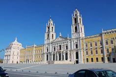 Travel Back to the Majestic Baroque Dear to do something else than just the usual Lisbon and Sintra tours. In this tour we will take us to the most majestic baroque construction of the 18th century Europe, the Palácio Nacional de Mafra. From here we will visit also the fishing village of Ericeira with all its gastronomy and history. Join us in this private tour to Mafra to discover a magnificent building that was only possible due to the Brazilian gold that poured into...