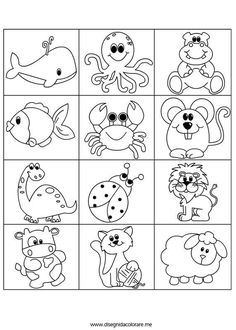 Contrassegni Scuola Infanzia Da Stampare Disegni Da Colorare The cookie settings on this website are set to allow cookies. Art Drawings For Kids, Drawing For Kids, Animal Drawings, Easy Drawings, Art For Kids, Embroidery Patterns, Quilt Patterns, Literacy Worksheets, Math Literacy