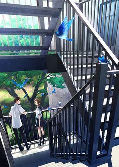 animesuplex: Anime Illustration »...