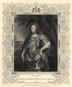 Archibald Campbell 1st Duke of Argyll