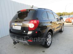 CHEVROLET CAPTIVA 2.0 VCDI 127 FAMILY PACK 2010 Diesel occasion - Le muy - Var 83