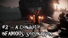 Belcoot Plays: inFAMOUS: Second Son - #2 A Conduit?