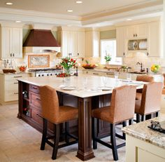 find this pin and more on kitchens the most extending kitchen island to a dining table - Dining Table Kitchen Island