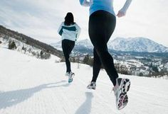 2012 Winter Running Shoe Guide - : Image: Corbis Images http://www.fitbie.com/slideshow/2012-winter-running-shoe-guide