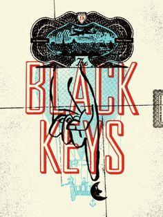 The Black Keys Band Music Large CANVAS Art Print A0 A1 A2 A3 A4