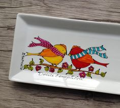 Le chouchou de ma boutique https://www.etsy.com/ca-fr/listing/537709330/assiette-de-presentation-ou-decorative