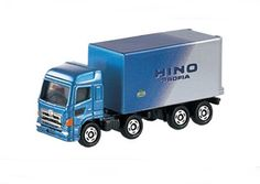 Takara Tomy Tomica #77 Hino Profia Delivery Truck Diecast Car Vechicle Toy #Tomica