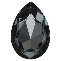 Shop for Swarovski Elements Crystal, 4327 Pear Fancy Stone 1 Piece, Crystal Silver Night F. Diamond Drawing, Rectangle Shape, Paper Design, Victorian Fashion, Pear, Swarovski Crystals, Fancy, Gemstones, Silver