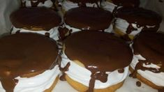 madarske Puerto Rican Recipes, Hungarian Recipes, Small Cake, Holiday Cookies, Cake Cookies, Biscuits, Cheesecake, Dessert Recipes, Food And Drink