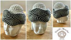 Stirnband Blog, Crochet Hats, Beanie, Brioche, Knitting Hats, Blogging, Beanies, Beret