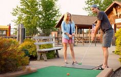 Want to plan mini golf in Upstate NY? Check out these 12 fun mini golf courses