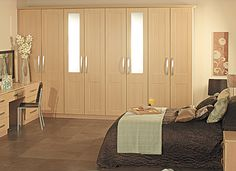 DO IT YOURSELF Fitted Wardrobes, Functional and Elegant Space Savers