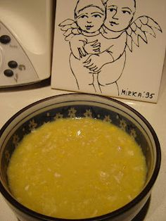 Thermomixer: Thermomix Chicken and Sweetcorn Soup