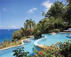 Luxury Caribbean vacation idea