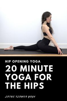 The body is known to store our emotions and what we may feel in the hips may not just be a physical sensation but an emotional one...Here I share with you a 20 minute Yoga class which will open up the hips and releasing tention. :) #stretches #open #sequence #hipyogastretches #yogaposes Yoga Sequences, Yoga Poses, 30 Minute Yoga, Hip Opening Yoga, Beginner Yoga Workout, Online Yoga Classes, Vinyasa Yoga, Yoga Flow, Yoga Teacher
