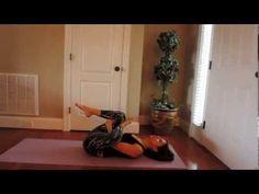Yoga para dores na coluna!!