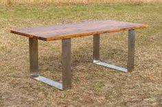 Image result for timber vanity steel legs